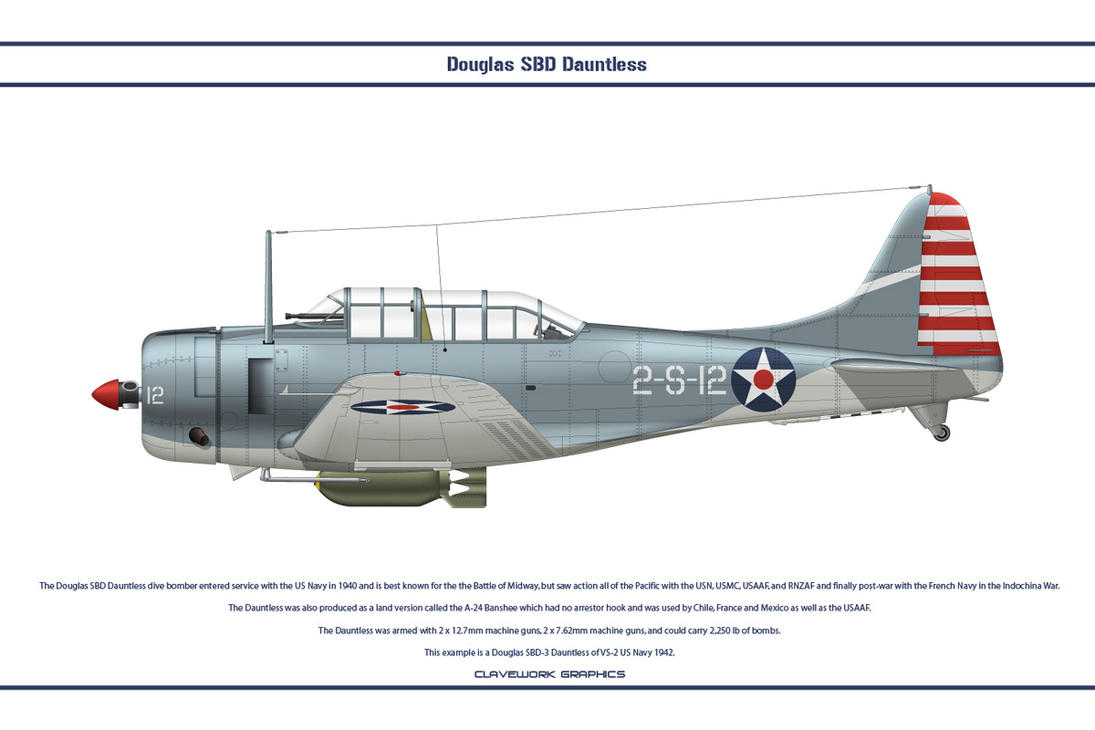 Dauntless USA VS-2 by WS-Clave