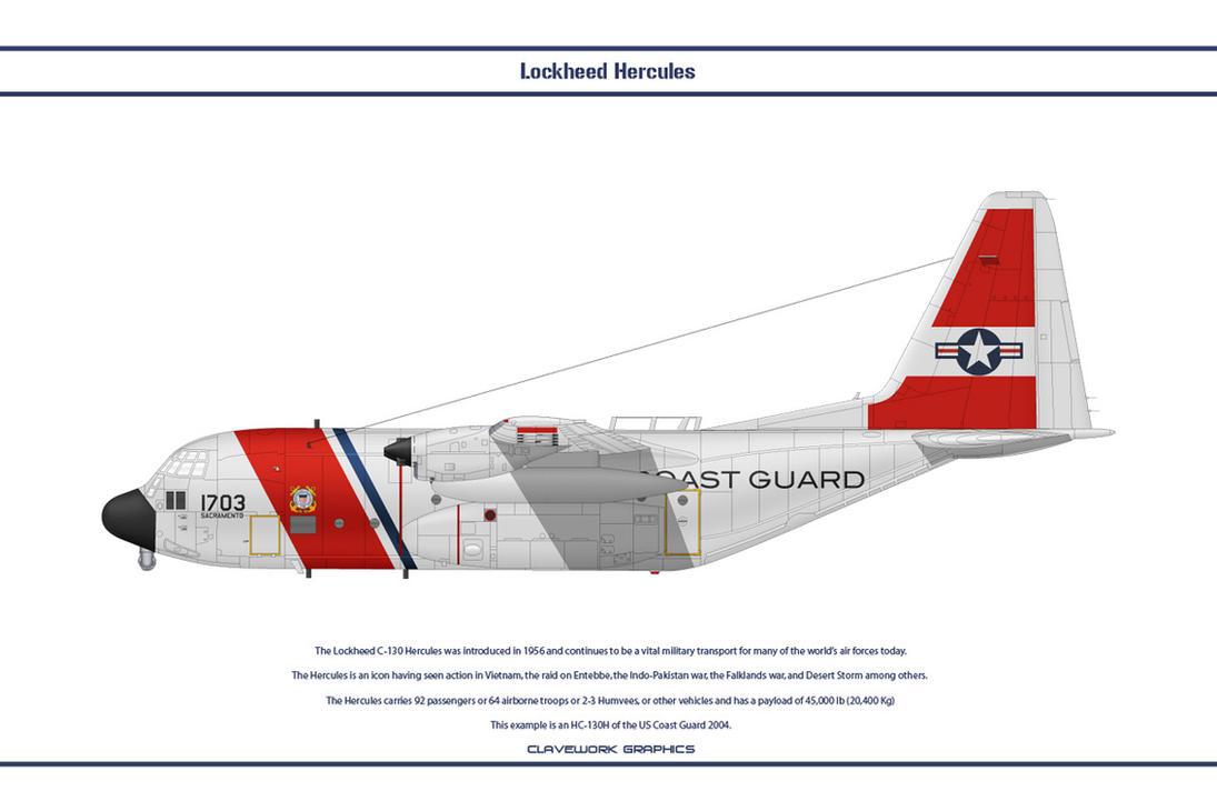 Hercules US Coast Guard 1 by WS-Clave