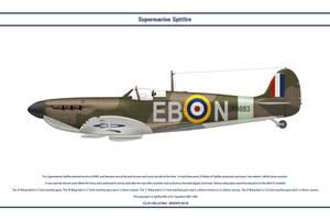 Spitfire Mk I GB 41 Sqn by WS-Clave