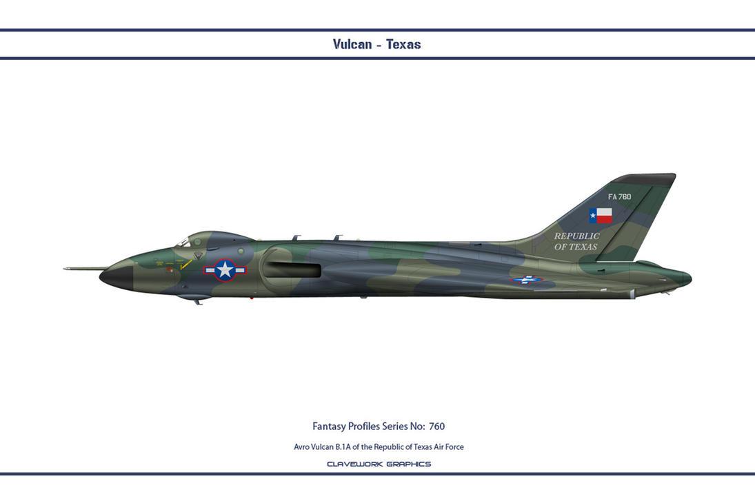 Fantasy 760 Vulcan Texas by WS-Clave