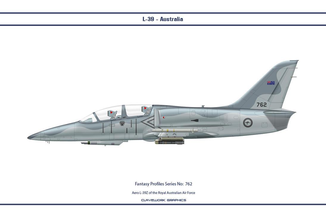 Fantasy 762 L-39 Australia by WS-Clave