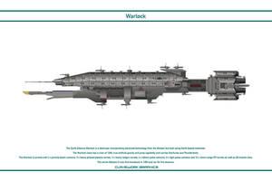 Earth Alliance Warlock by WS-Clave