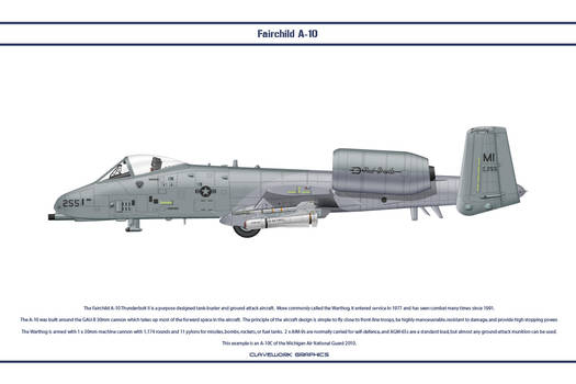A-10 Michigan ANG