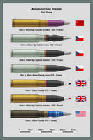 Ammo Chart 30mm Part 3 by WS-Clave