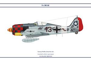 Fantasy 823 Fw190 A6 by WS-Clave