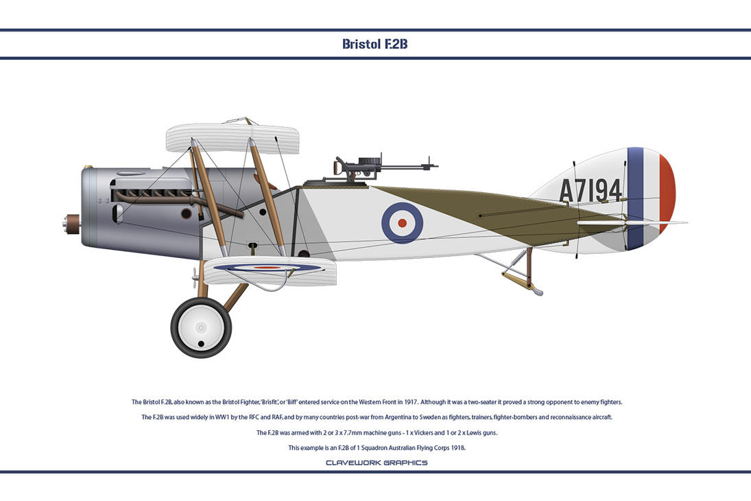 Bristol F.2B Australia 2 by WS-Clave
