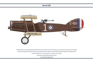 Bristol F.2B Canada 1 by WS-Clave