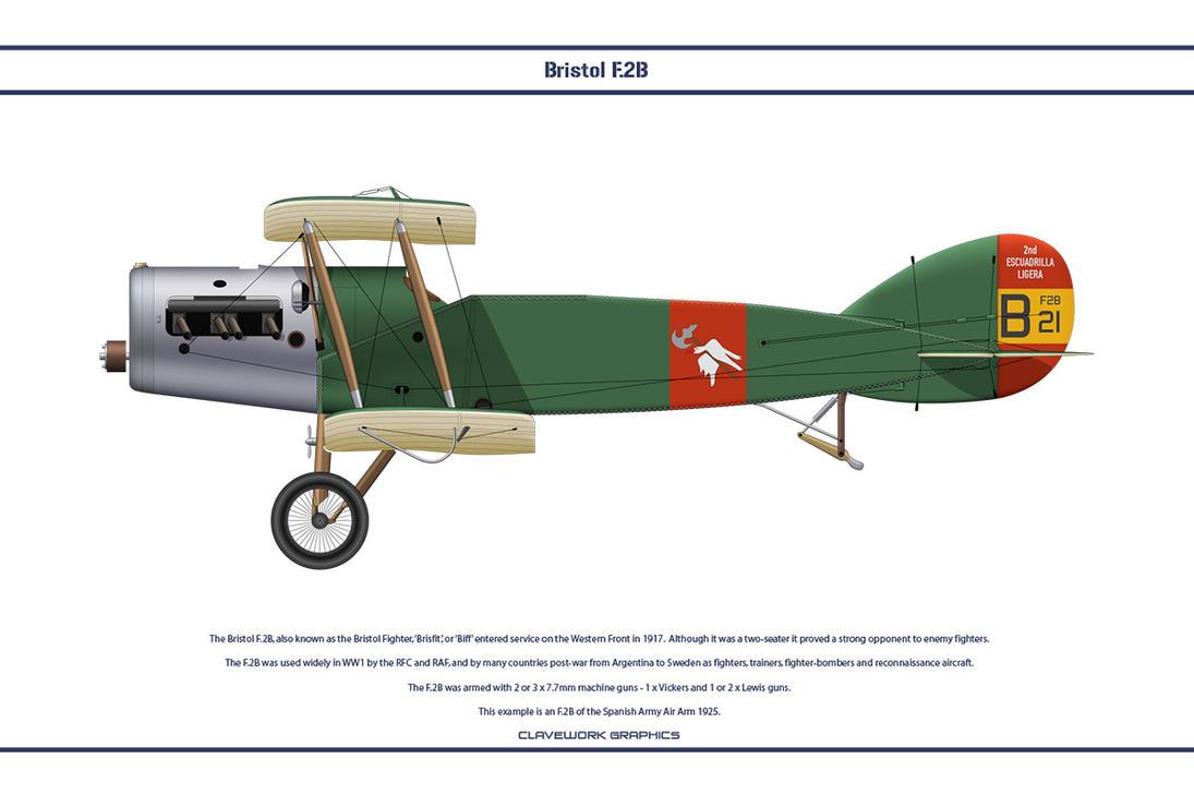 Bristol F.2B Spain 1 by WS-Clave