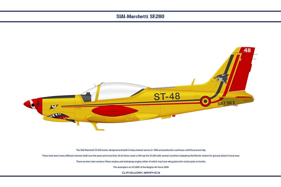 SF260 Belgium 2