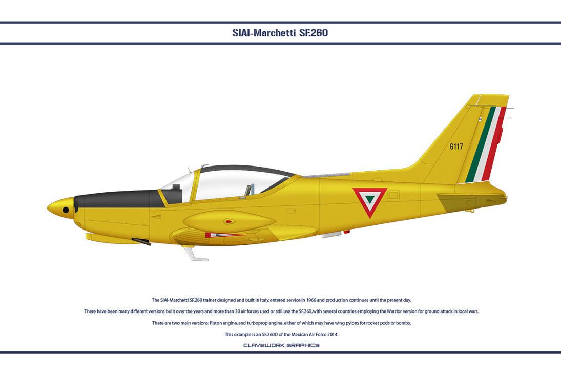 SF260 Mexico 1