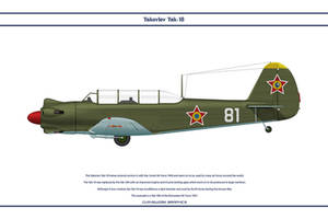 Yak-18 Romania 1 by WS-Clave