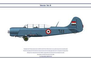 Yak-18 Syria 1 by WS-Clave