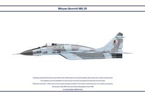 MiG-29 Algeria 2 by WS-Clave