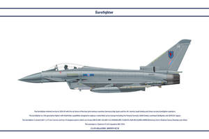 Eurofighter GB 6 Sqn 1 by WS-Clave