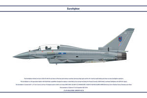 Eurofighter GB 6 Sqn 2 by WS-Clave