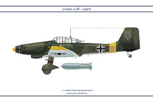 Ju87 Load 3 by WS-Clave