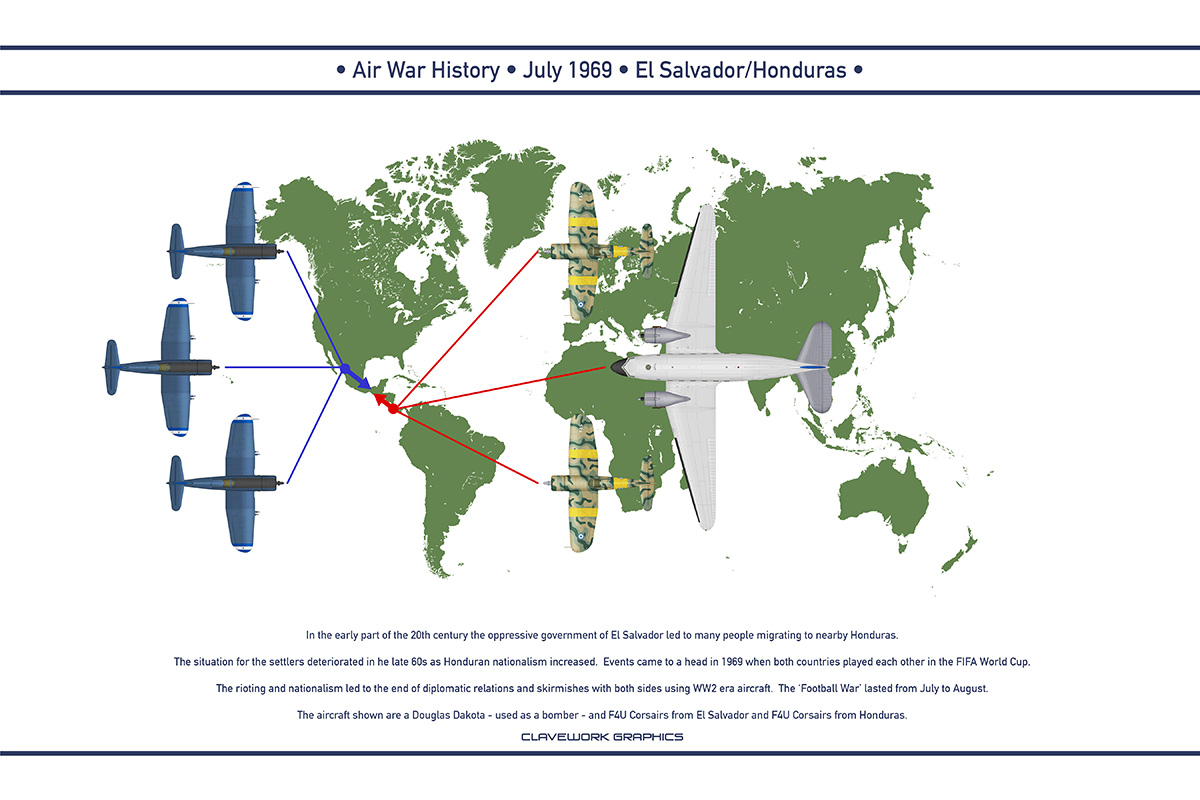 Air War 1969 July by WS-Clave