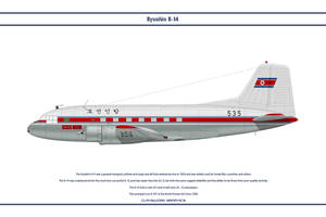 IL14 North Korea 1 by WS-Clave