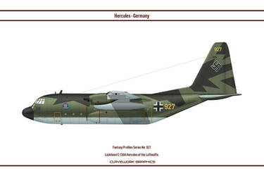 Fantasy 927 Hercules Luftwaffe by WS-Clave