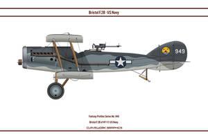 Fantasy 949 Bristol F.2B USA by WS-Clave