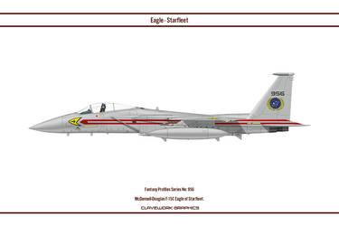 Fantasy 956 Eagle Starfleet by WS-Clave