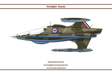 Fantasy 957 Stratofighter Tasmania by WS-Clave