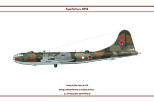 Fantasy 958 Superfortress USSR by WS-Clave