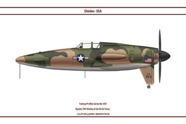 Fantasy 959 Shinden USAF by WS-Clave