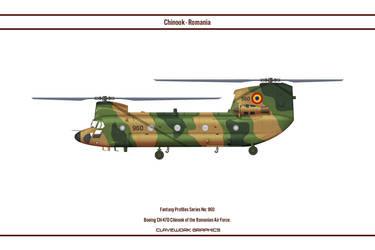 Fantasy 960 Chinook Romania by WS-Clave