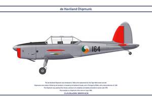 Chipmunk Ireland 1 by WS-Clave