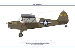 Aeronca L-3 USA 1 by WS-Clave