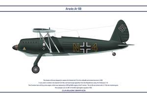 Ar 68 JG53 1 by WS-Clave