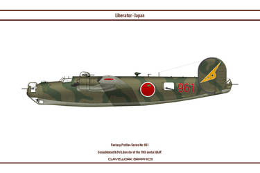 Fantasy 961 Liberator Japan by WS-Clave