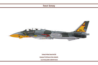 Fantasy 964 F-14A Germany by WS-Clave