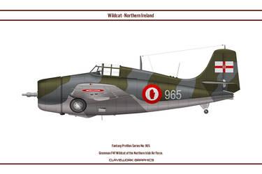 Fantasy 965 Wildcat Northern Ireland by WS-Clave