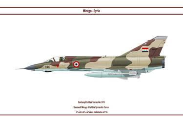 Fantasy 970 Mirage Syria by WS-Clave