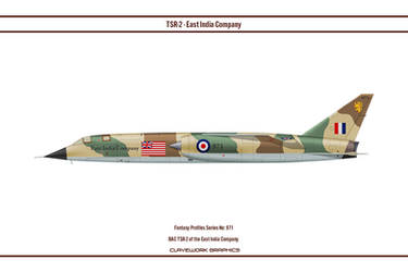 Fantasy 971 TSR-2 East India Company by WS-Clave