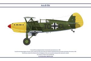 Avia B-534 Germany 4