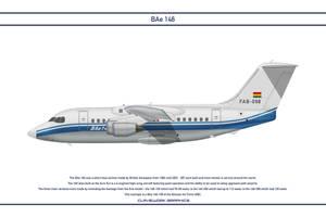 Bae 146 Bolivia
