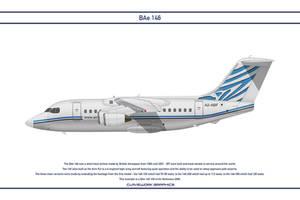 Bae 146 Air Botswana