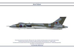 Vulcan GB 35 Squadron 1 by WS-Clave