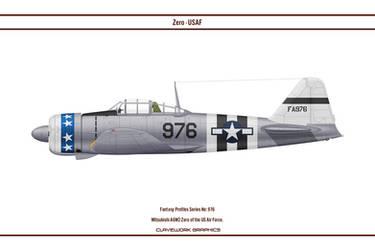Fantasy 976 Zero USAF by WS-Clave