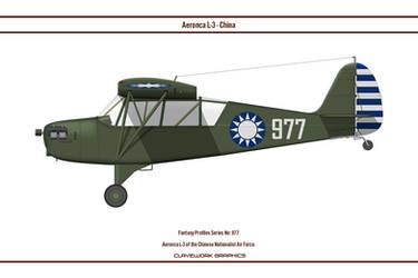 Fantasy 977 Aeronca L-3 China by WS-Clave