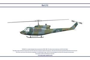 Bell 212 Brunei 1