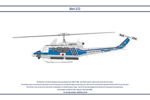 Bell 212 Japan 1 by WS-Clave