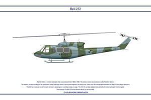 Bell 212 Panama 1 by WS-Clave