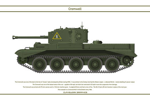 Cromwell GB 2
