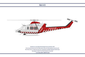 Bell 412 Australia 1 by WS-Clave