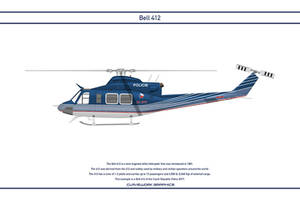 Bell 412 Czech Republic 1 by WS-Clave