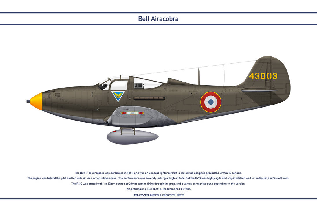 Airacobra France GC I-9 by WS-Clave